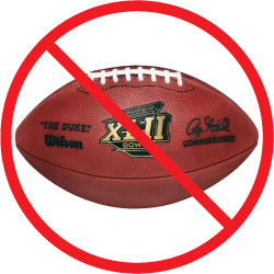 No Super Bowl